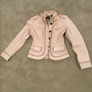 Daniel leather jacket, size XS